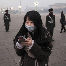 Almost everyone on Earth now breathes polluted air…