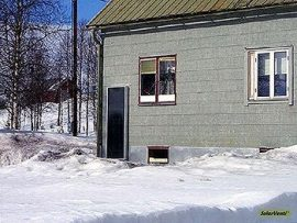 SolarVenti Basement Ventilation