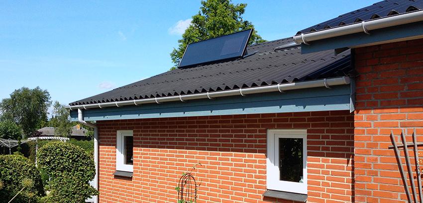 Home-solar-ventilation