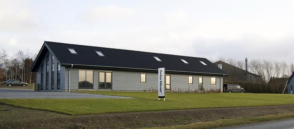 SolarVenti-Denmark