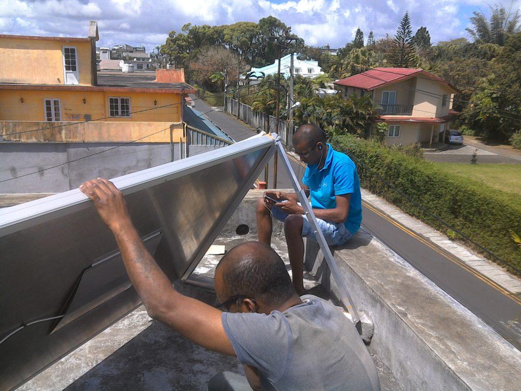 SolarVenti solar ventilation system
